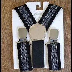 NEW Kids Suspenders 2T-5T